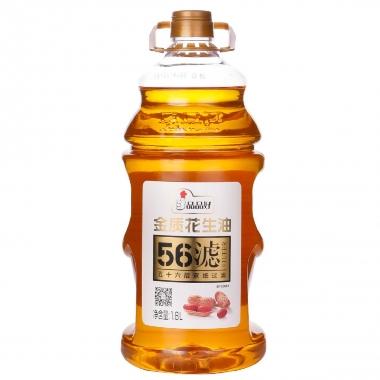1.8L金质花生油