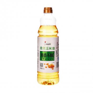 1L金质玉米油
