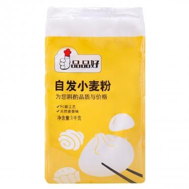 自发小麦粉1kg